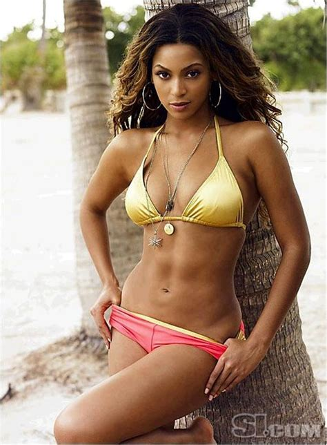Photoshoot Detox by Beyonce Knowles Sports Illustrated Photoshoot Pics