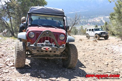 Jeep Jamboree 24th Annual Jeep Jamboree Usa In Big Ca Road