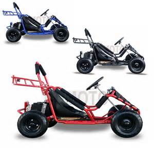 Go Karts Go Cart Electric Dune Buggy Ride On Car Road Seat