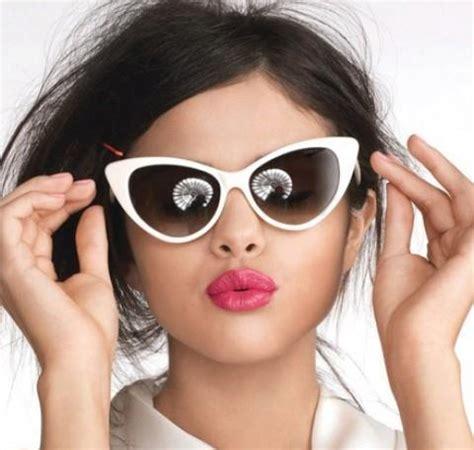 kedi gözü yuvarlak siyah bayan güneş gözlüğü modelleri