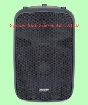 Speaker Aktif Fbt merk speaker terbaik di indonesia untuk sound system