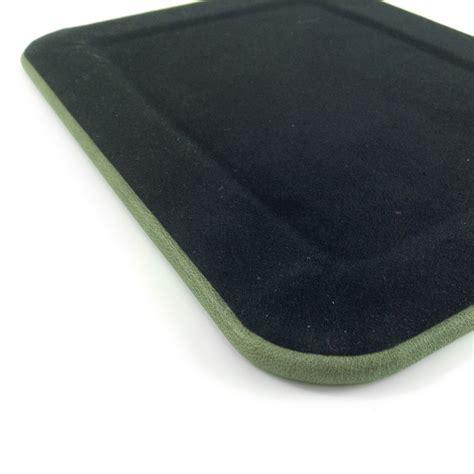 green leather desk pad verde antiqued leather desk pad
