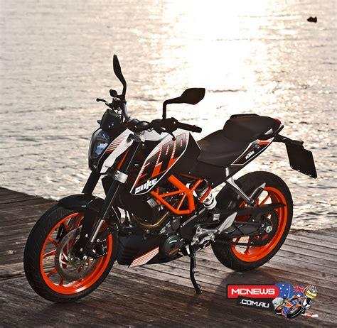 Ktm Duke Australia Ktm 390 Duke Reviewed Mcnews Au