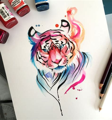 simple tiger tattoo 25 best ideas about tiger design on