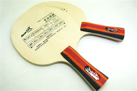 table tennis paddles for sale aliexpress com buy sale reactor 5 wood professional
