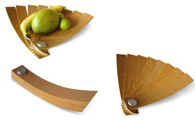 The Bend Fruit Bowl It Or It by 15 Creative Fruit Bowls And Cool Fruit Holder Designs