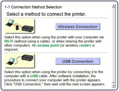 pixma mg3550 wireless connection setup guide canon ireland