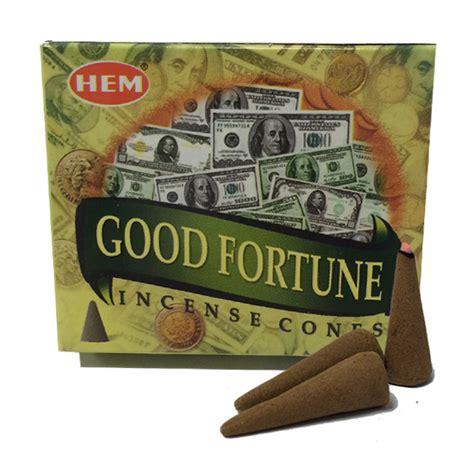Hem Fortune enterprises incense cones hem cones