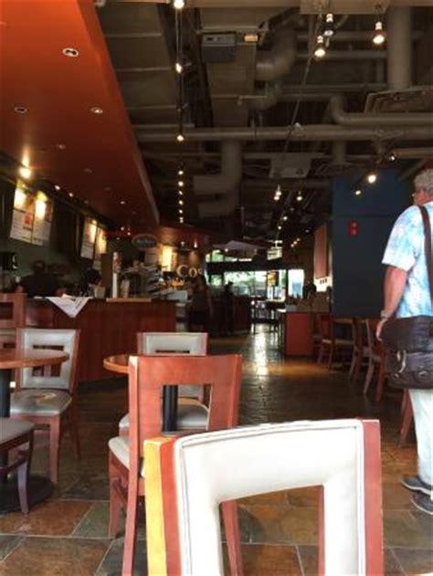 breakfast cosi, washington dc traveller reviews