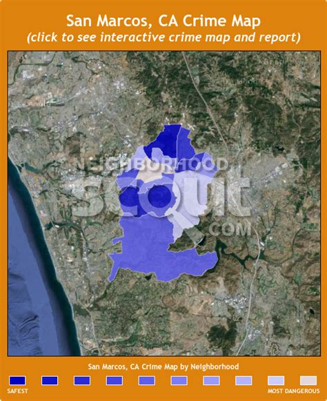 san jose crime map by neighborhood san marcos ca crime rates and statistics neighborhoodscout