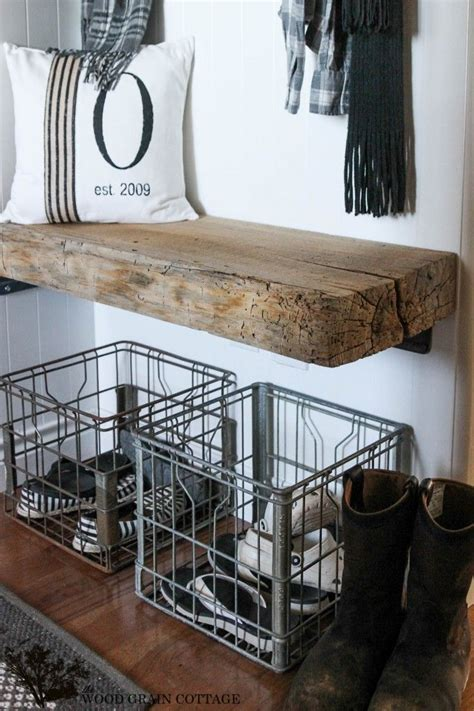 front entrance storage bench 25 best ideas about shoe basket on pinterest front