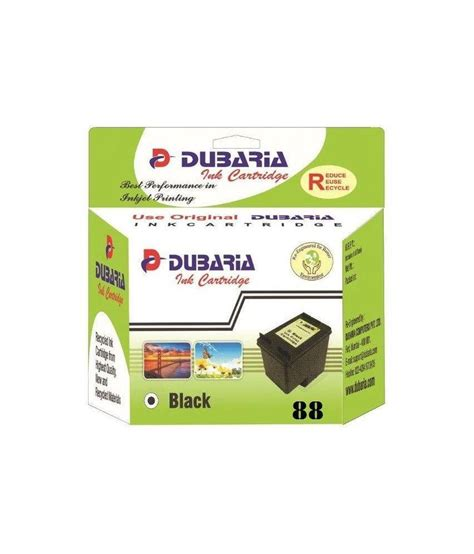 Canon 88 Ink Cartridge dubaria 88 ink cartridge compatible for canon pg 88 buy