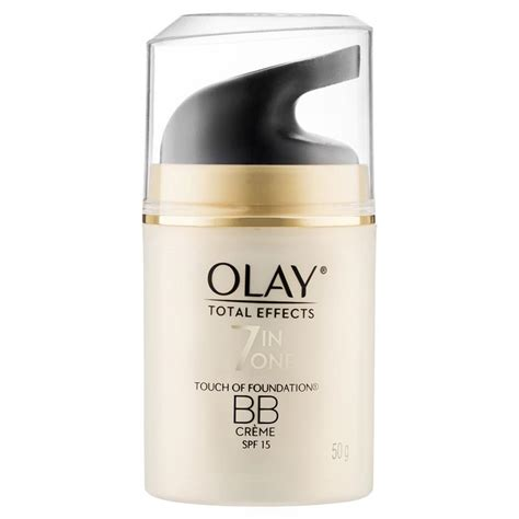 Olay Total Effects Touch Of Foundation buy olay total effects touch of foundation moisturiser