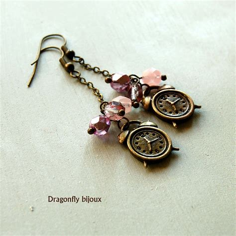 Handmade Vintage Jewellery - vintage handmade earrings vintage handmade jewelry