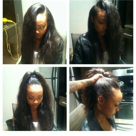 what is a flip over sew in weave style hairstyles flip over method newhairstylesformen2014 com