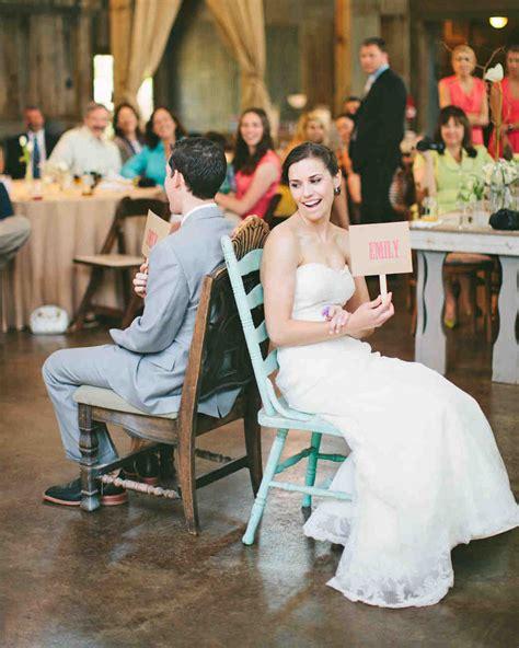 fun wedding games thatll  guests laughing martha