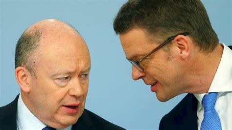 deutsche bank olpe deutsche bank neuer chef sewing fordert j 228 germentalit 228 t