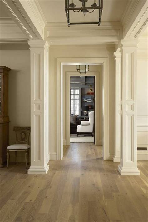 creating characterful interiors with hardwood molding