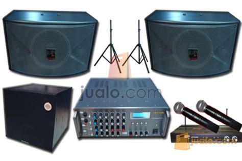 Mixer Lifier Bmb Da 2700 Dsp System sound system karaoke harga bagus bmb auderpro jualo