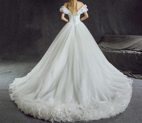 Cinderella Wedding Dresses Ball Gowns 2018 Bridal Collection ? alinanova