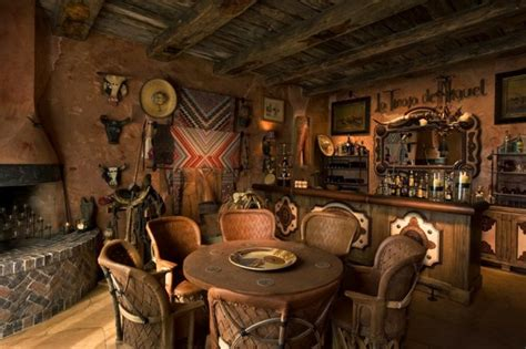 old western home decor for sale the sprawling rancho alegre in santa fe hooked