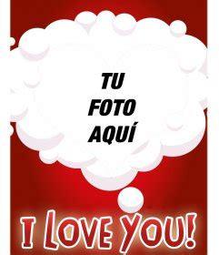 i love you en imagenes montaje fotogr 225 fico que refleja amor en un coraz 243 n
