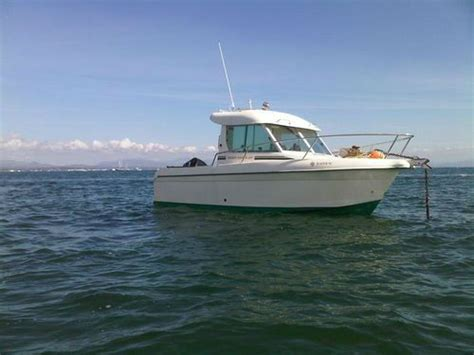 merry fisher fishing boats jeanneau merry fisher 610 fast fishing boat forsale