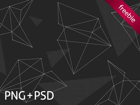 pattern polygon photoshop free polygon line patterns psd psdblast