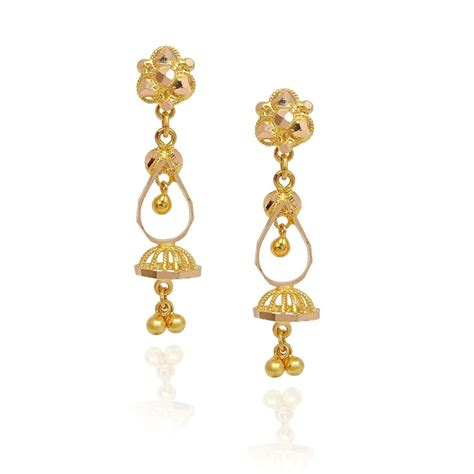 earings desing gold earrings designs with price in grt