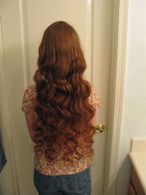 cute girl hairstyles rag curls 15 tutorials for curls without heat pretty designs