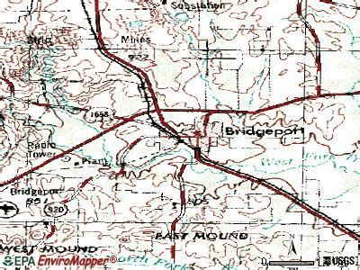bridgeport texas map bridgeport texas tx 76426 76431 profile population maps real estate averages homes