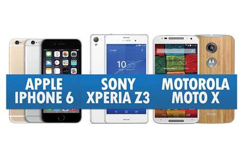 Iphone 6 Kucing Imlek China perbandingan iphone 6 xperia z3 dan moto x amanz