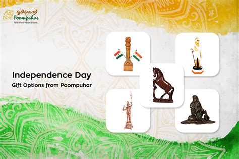 gift ideas india independence day gifts india poompuhar