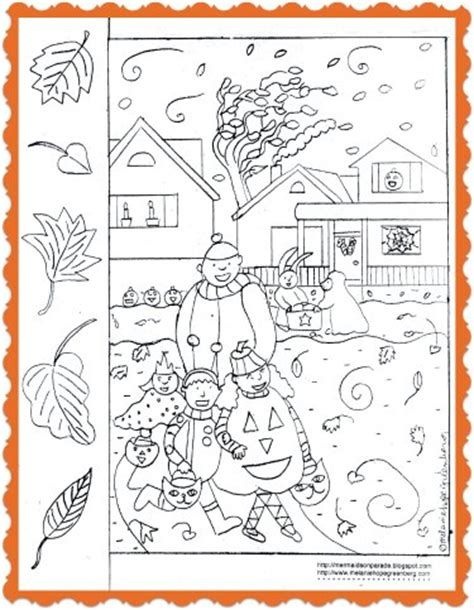 printable hidden pictures halloween free worksheets 187 pumpkin color by number free math