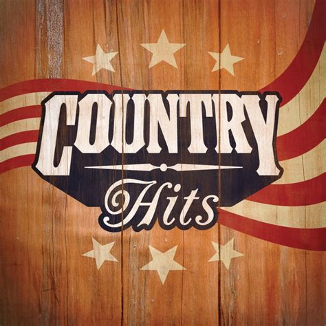country music cd country hits album cover by various artists