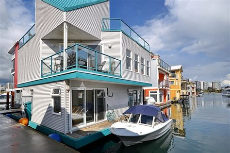 house boat for sale vancouver float home for sale at a26 453 head st in victoria bc
