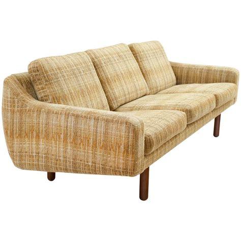 low profile loveseat scandinavian modern low profile sofa with teak legs for