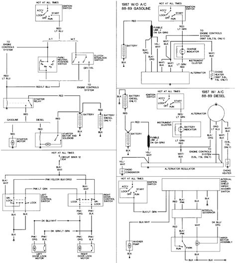 gear indicator wiring diagram wiring diagrams