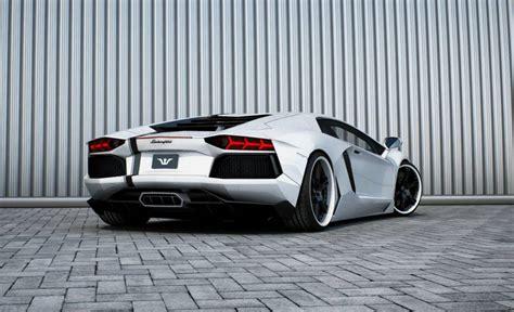 Tuning Lamborghini Wheelsandmore Lamborghini Aventador Tuning Package Car
