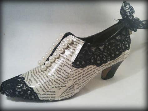 libro zapato 20 alucinantes accesorios hechos con libros