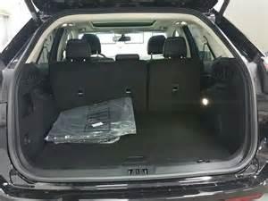 Cargo Management System 2017 Ford Edge New 2017 Ford Edge Titanium 4 Door Sport Utility In