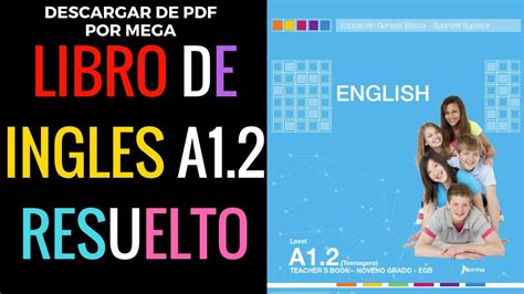 bichos libro de texto pdf gratis descargar descargar libro de ingles a1 2 resuelto english student book level a1 2 docente youtube