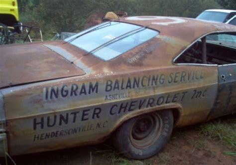 Old Nascar Race Car Barn Finds | chevrolet impala nascar race car barn find in texas