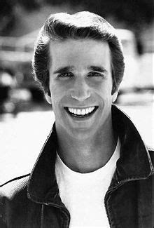 the fonz hairstyle hairstyles in the 1950s wikipedia