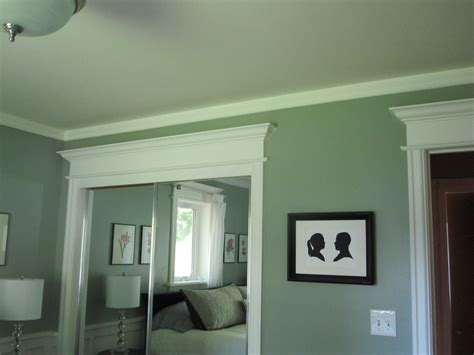 Bedroom Trim | the crowning jewel our humble abode