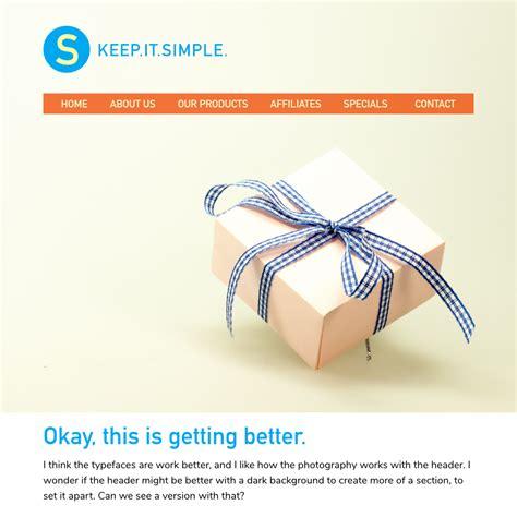 design is so simple custom web design why simple is so complex slabmedia