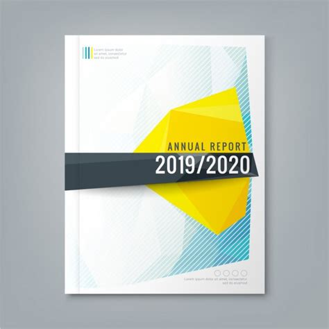 Brochure cover Vector   Free Download