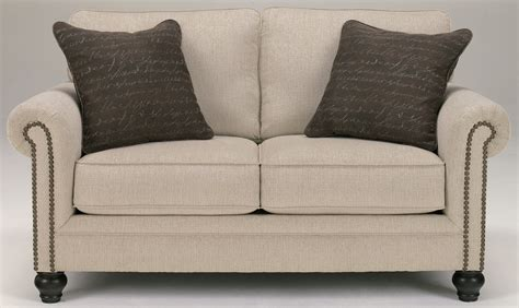 milari linen loveseat from 1300035 coleman