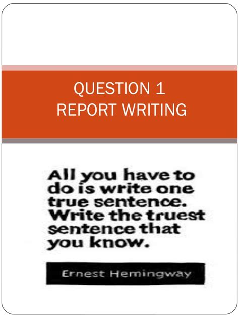 Muet Report Writing Tips by Muet Workshop 2014