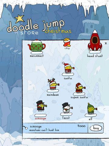 doodle jump blizzard doodle jump receives a cool new theme plus five cool